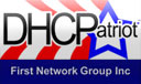 DHCPatriot logo from First Network Group